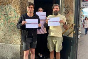 Как в Петербурге борются против запрета маленьких баров в жилых домах. Петиция, флешмоб в соцсетях и обращение к губернатору