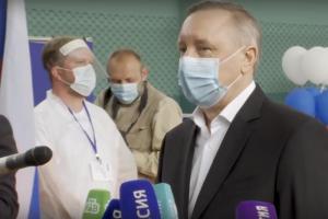 «Мы все люди, бывает». Беглов прокомментировал нападение на корреспондента «Медиазоны» на избирательном участке