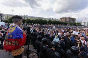 В Петербурге 15 июля собираются провести митинг против обнуления сроков Путина