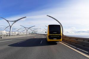 В Петербурге запустили однодневные туры в Карелию на автобусах Ecolines. В программе — экскурсии по Сортавале и посещение парка «Рускеала»