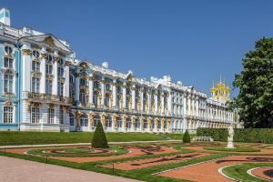 Екатерининский дворец возобновит прием посетителей с 13 июля. Там будет работать лишь один маршрут