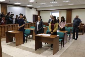 Генпрокуратура утвердила обвинение сестрам Хачатурян в убийстве группой лиц по предварительному сговору