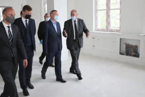 «Некоторые чиновники проявили неуместную ретивость». Беглов прокомментировал свое поручение о сокращениях в госучреждениях