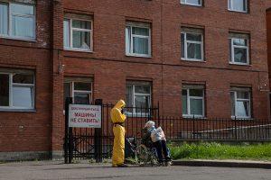 Число свободных коек для пациентов с коронавирусом в Петербурге выросло до 3 тысяч