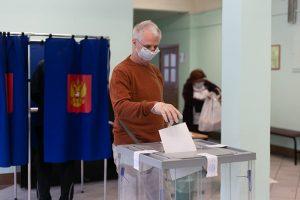 ЦИК обработал 99,9 % протоколов на голосовании по Конституции. Поправки поддержали почти 78 %