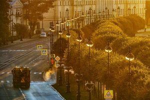 Как долго в Петербурге продлятся дожди и ждать ли лета в августе? Рассказывает главный синоптик города