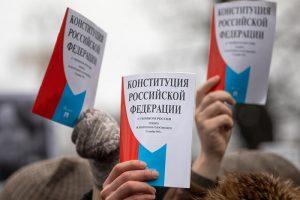 Смольный не согласовал митинг 15 июля против поправок в Конституцию