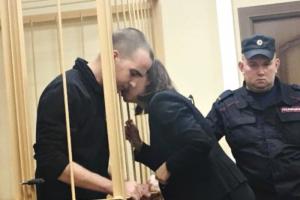 Фигурант петербургского дела «Сети» Юлий Бояршинов подал иск на 400 тысяч рублей из-за условий содержания в СИЗО