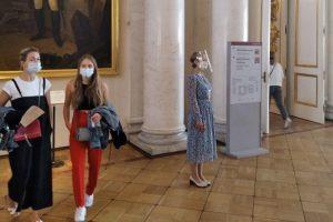 Открылись Эрмитаж и Русский музей. Что там происходило в первый день работы