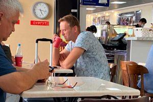 Алексей Навальный в коме — предположительно, его отравили. Что об этом известно