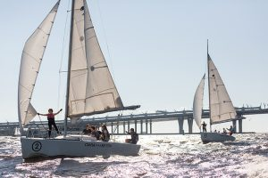 Парусное сообщество «Сила ветра» проведет в Петербурге первую гонку для представителей бизнеса