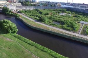 Верховный суд оставил без изменений границы охранной зоны на Охтинском мысе, который застраивает «Газпром нефть». Градозащитники оспорят это решение