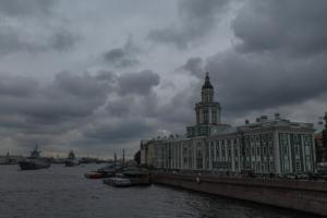 В Петербурге похолодало до +14 градусов — возможны небольшие дожди. Такую погоду ожидают до выходных