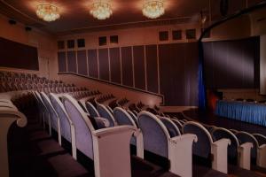 «Англетер» проведет кинофестиваль в Гостином дворе. Выручка пойдет на оплату билетов для врачей, которые работали в пандемию