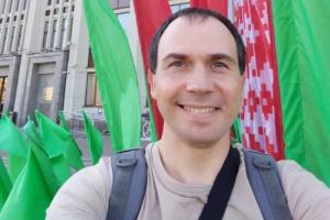 В Беларуси из изолятора на Окрестина отпустили петербуржца, пропавшего во время протестов. Его не могли найти больше недели