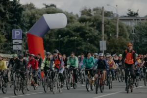 На севере Петербурга перекроют несколько улиц из-за велопробега «Приморская восьмерка»