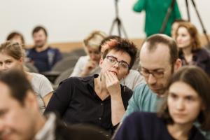Продолжается набор в Школу современной журналистики Европейского университета — с курсами от корреспондентов «Холода», «Коммерсанта» и New York Times