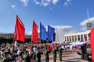 Власти Петербурга не согласовали митинг в поддержку Навального на площади Ленина из-за коронавируса