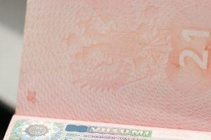 В Петербурге открылись визовые центры десяти стран ЕС