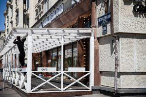 В Петербурге за первую половину 2020 года закрылось более 400 заведений стрит-ритейла