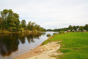 Где купаться этим летом вЛенобласти? Вот список безопасных водоемов
