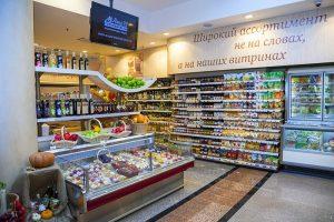 Сеть «Лэнд», закрывшая супермаркеты во время пандемии, запустит мини-гастромаркеты с кулинарией