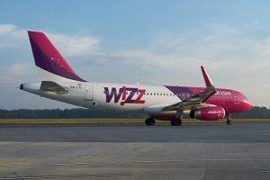 ЛоукостерWizzAir отложил начало полетов из Петербурга в Норвегию, Швецию и другие страны