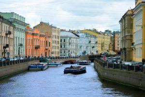 Gett запускает водное такси в Петербурге. Пользователи смогут вызвать шестиместный катер