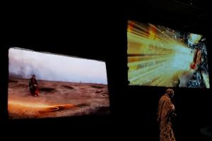 В Эрмитаже покажут инсталляцию Сокурова, посвященную Рембрандту. Это расширенная версия проекта для Венецианской биеннале