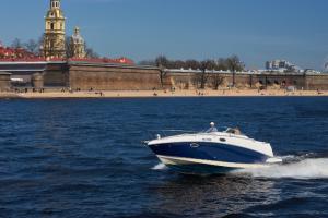 В Петербурге Gett и AnyShips запускают водное такси. Вот как оно будет работать