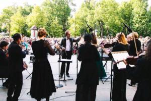 Оркестр «Мюзик-Холла» даст бесплатный концерт в Александровском парке