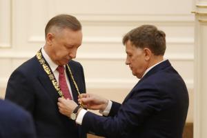 В Кремле прокомментировали слухи об отставке Александра Беглова и заявили, что Петербург достойно прошел через «ковидный кризис»