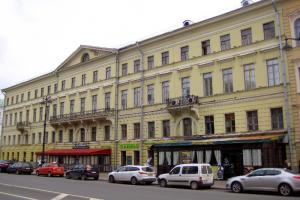На Гороховой улице восстановили дом купца Щербакова XVIII века. Там откроется гостиница
