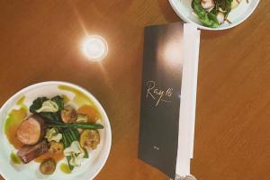 На улице Восстания открылся ресторан Ray16. В меню — паста с осьминогом и тартар из гребешка