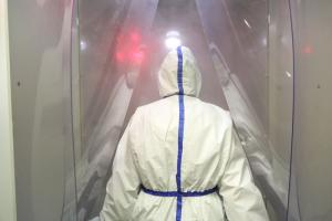 Мариинская больница возобновляет прием. Там оборудуют обсерватор для подозрительных пациентов