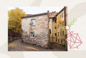 В Выборге — средневековая крепость, парк со скалами и северный модерн. Прогуляйтесь по узким улочкам и найдите один из старейших жилых домов России