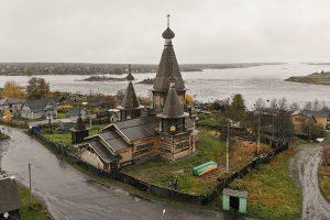 Что посмотреть на Русском Севере за два дня. Маршрут из Петербурга к стоянкам древних людей