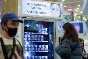Роспотребнадзор объявил всеобщий масочный режим в России и предписал запретить работу ресторанов и баров поночам