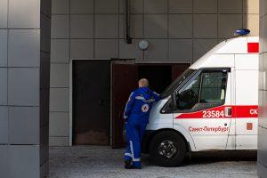 Больница имени Петра Великого начала прием пациентов с коронавирусом. Там перепрофилировали 178 коек