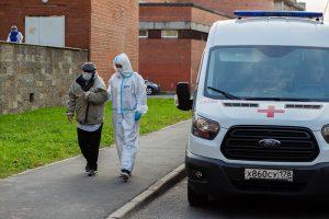 В Петербурге необходимо привить до 80 % населения, чтобы остановить коронавирус, заявили в Роспотребнадзоре