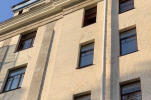Активисты заявили, что подрядчик нарисовал плитку на доме Шульгина вместо того, чтобы реконструировать ее