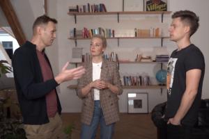«Это как дементор: тебе не больно, а жизнь уходит». Алексей и Юлия Навальные дали двухчасовое интервью Дудю — об отравлении и выздоровлении