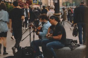 «Для отстаивания своих прав и свобод»: в Петербурге создали профсоюз работников уличной культуры