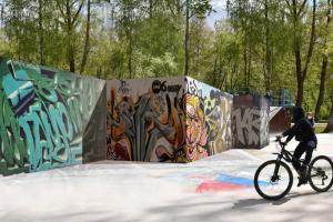 Петербургские власти пригласили уличных художников к обсуждению конструкций для граффити. Предполагается, что для работы с ними не нужно будет согласование