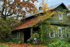 Полюбуйтесь снимками старых дач под Петербургом в блоге «Сельский аристократ». Его ведет шеф-редактор «Бумаги»