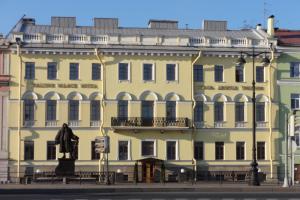 Ансамбль дома Трезини на Васильевском острове может стать гостиничным комплексом