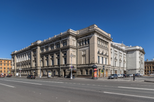 Министерство культуры отменило торги на миллиард рублей на реставрацию Петербургской консерватории