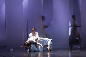Фестиваль Context. Diana Vishneva начал работу. Петербуржцам представят балеты, мастер-классы и кинопрограмму