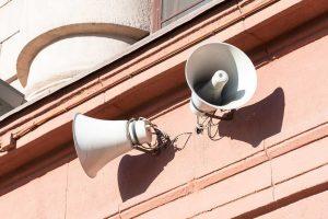 В Петербурге периодически включают звук метронома. Зачем? Такой же звучал в блокаду?