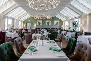 На седьмом этаже отеля Garden Street Hotel открыли видовой ресторан. Кухню возглавил экс-шеф Vincent
